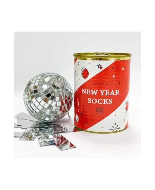 New Year socks консерва Харьков