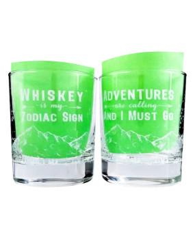 """Набор бокалов для виски """"Adventures"""""""