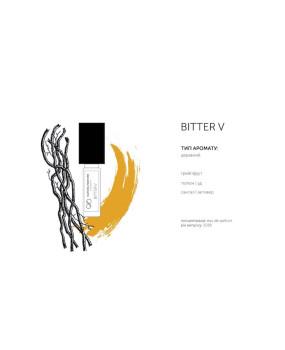 Парфюм Datura Parfums Bitter V