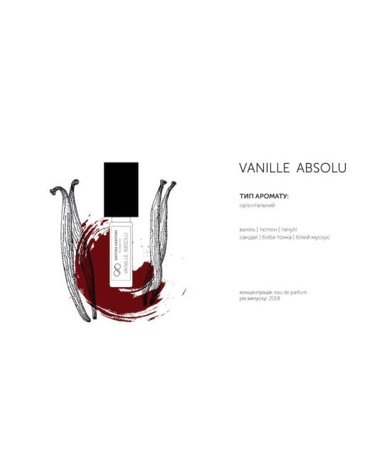 Datura Parfums ваниль