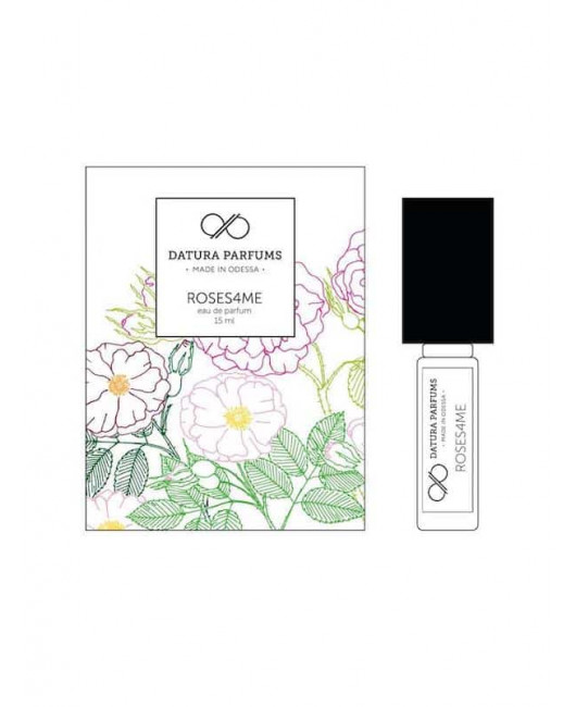 Парфюм Datura Parfums roses4me