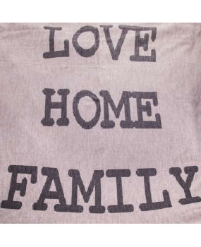 Плед Love Home Family
