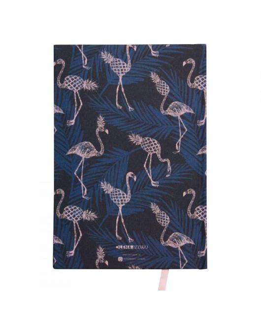 Блокнот с фламинго купить