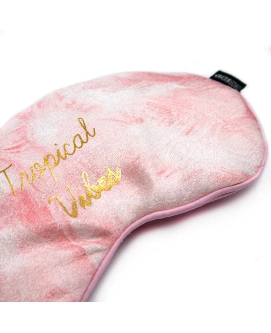 Розовая маска для сна Харьков