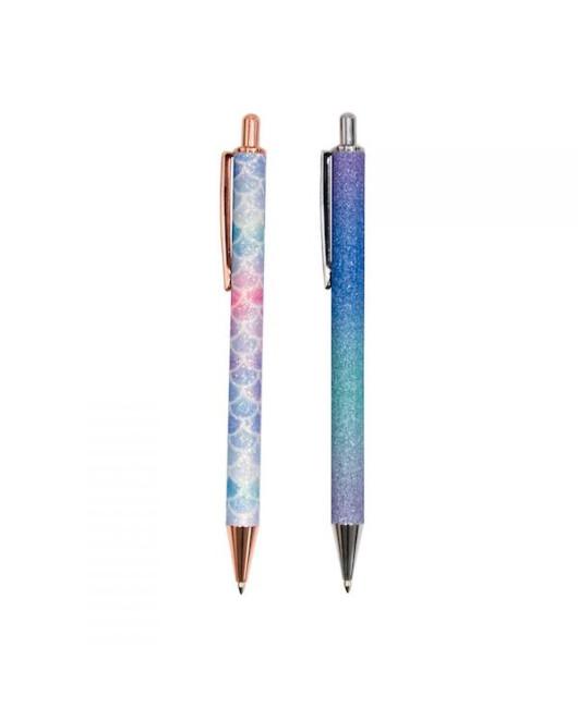 Блестящая ручка Украина