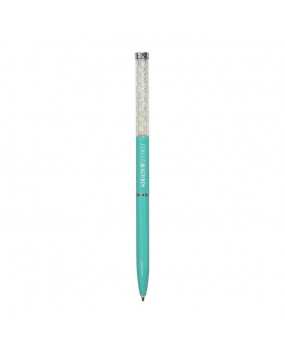 Тонкая ручка с бусинами внутри Mint