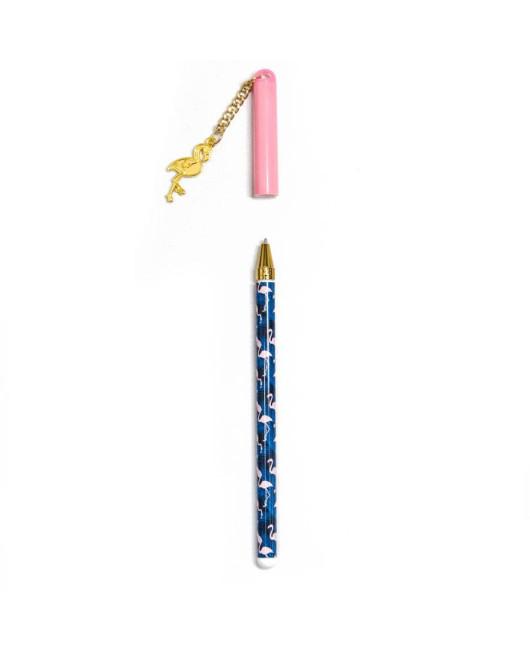 Ручка с фламинго Украина
