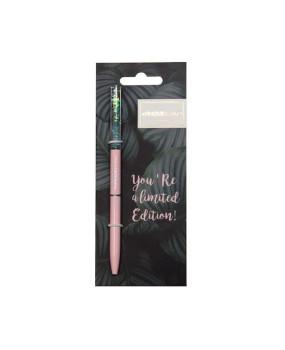 Тонкая ручка с глиттером Blush