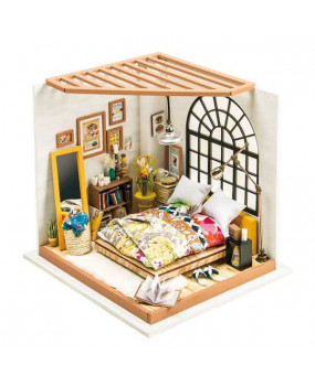 Интерьерная модель Спальня
