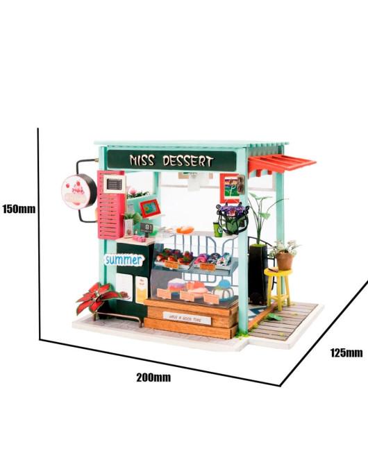 diy house Киоск мороженного купить