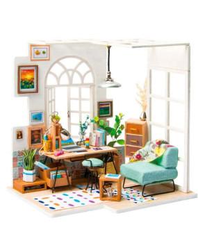 Интерьерная модель Домашний офис
