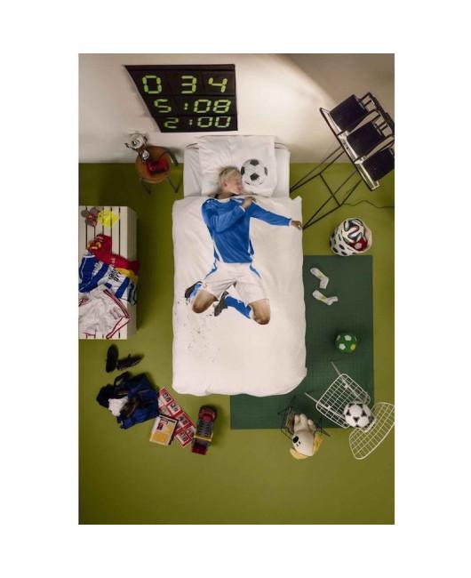 Постельное белье с Футболистом Snurk