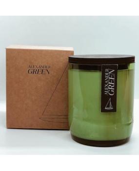 Ароматическая свеча Alexander Green