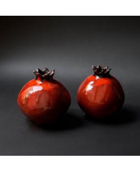 Керамическая ваза Гранат