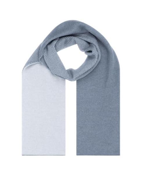 Длинный серый шарф Харьков